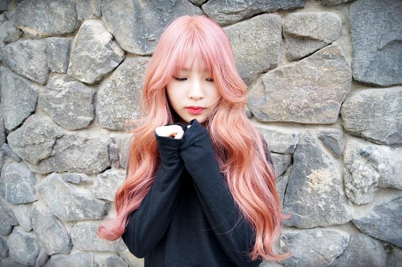 핑크 핑크해~ 옹브레 투톤컬러